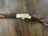 Henry Side Load Gate Brass, 30-30 Winchester, NIB - 7 of 13