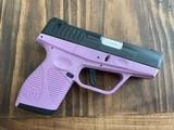 Taurus 709 Slim, 9mm, Purple, Excellent Condition