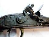 Kentucky Flintlock Pistol by Charles Bird & Co. Philedelphia, PA - 3 of 12