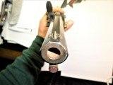 Kentucky Flintlock Pistol by Charles Bird & Co. Philedelphia, PA - 8 of 12