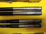 KOLAR 12 GA. 30'' ADJRIB, EXTRA BARREL set – with Titanium Chokes and Subgauge tubes set - 4 of 14
