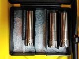 KOLAR 12 GA. 30'' ADJRIB, EXTRA BARREL set – with Titanium Chokes and Subgauge tubes set - 10 of 14