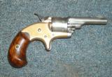 Colt Open Top Pocket Model Revolver .22 - 1 of 5