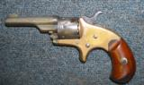 Colt Open Top Pocket Model Revolver .22 - 4 of 5