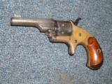 Colt Open Top Pocket Model Revolver .22 - 2 of 5