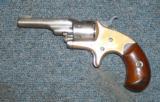 Colt Open Top Pocket Model Revolver .22 - 5 of 5