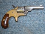 Colt Open Top Pocket Model Revolver .22 - 3 of 5