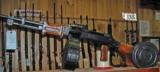 Brand New re-manufactured Soviet RPD belt-fed Machinegun (Semi-Automatic)- 2 of 2