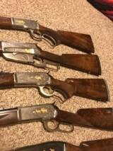 Browning Model 1895 30-06,Model 71 .348,Model 1886 45-70,Model 65 218 Bee High GradesModel 12 28 Gauge, Model12 20 Gauge. Model 42 410 All Grade 5 - 12 of 15
