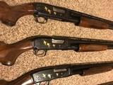 Browning Model 1895 30-06,Model 71 .348,Model 1886 45-70,Model 65 218 Bee High GradesModel 12 28 Gauge, Model12 20 Gauge. Model 42 410 All Grade 5 - 3 of 15