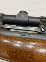 Winchester Model 70 257 Roberts. - 10 of 17