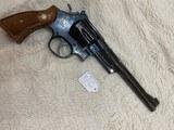 "Smith & Wesson Model 27-2 357 Mag Revolver 8 3/8"" Barrel"