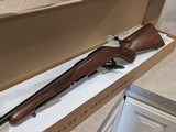 CZ 455 American Walnut .22 LR bolt-action rifle, New in Box - 7 of 9