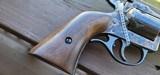 "Harrington & Richardson Vintage Model 686 Convertible .22 Magnum, 6 shoot, 12"" barrel with leather case. Model - 3 of 9"