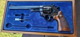 """Smith and Wesson Model 25-545 Long 8 3/4"""" barrel, blue, box"""