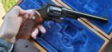 """Smith and Wesson Model 25-545 Long 8 3/4"""" barrel, blue, box - 2 of 7"""