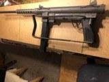 "Special Weapons SW760 folder, 9mm , 16"" barrel"