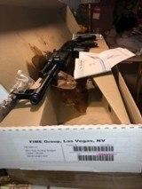 "MOLOT VEPR7.62x39 AK-47 , 16"" BARREL , LEFT SIDE FOLDING , AS NEW UNFIRED - 1 of 11"