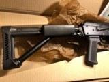 "MOLOT VEPR7.62x39 AK-47 , 16"" BARREL , LEFT SIDE FOLDING , AS NEW UNFIRED - 6 of 11"