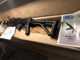 "MOLOT VEPR7.62x39 AK-47 , 16"" BARREL , LEFT SIDE FOLDING , AS NEW UNFIRED - 2 of 11"
