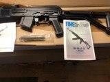 "MOLOT VEPR7.62x39 AK-47 , 16"" BARREL , LEFT SIDE FOLDING , AS NEW UNFIRED - 4 of 11"