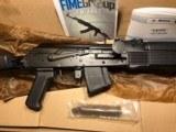 "MOLOT VEPR7.62x39 AK-47 , 16"" BARREL , LEFT SIDE FOLDING , AS NEW UNFIRED - 8 of 11"