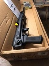 """AK-47 UNDER FOLDER BY DDI , AS NEW UNFIRED , 16.3"""" BARREL 7.62X39"""