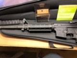 colt le6920 magpul carbine , troy hand guards , quad rail , magpul rear sight