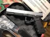 "Glock 24 , 40 caliber Custom two tone , 6"" barrel , other custom feathers - 7 of 13"