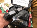 "Glock 24 , 40 caliber Custom two tone , 6"" barrel , other custom feathers - 5 of 13"