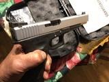 "Glock 24 , 40 caliber Custom two tone , 6"" barrel , other custom feathers - 6 of 13"