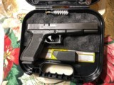 """Glock 24 , 40 cal. 6"""" ported barrel , as new condition - 3 of 13"""