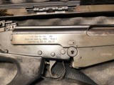 """Very nice Century Arms International L1A1 Sporter. This rifle has a IMBEL (Brazil) receiver. 20"""" barrel in 308 Win. Condition on this rif - 5 of 15"""
