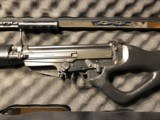 """Very nice Century Arms International L1A1 Sporter. This rifle has a IMBEL (Brazil) receiver. 20"""" barrel in 308 Win. Condition on this rif - 8 of 15"""