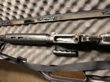 """Very nice Century Arms International L1A1 Sporter. This rifle has a IMBEL (Brazil) receiver. 20"""" barrel in 308 Win. Condition on this rif - 12 of 15"""