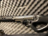 """Very nice Century Arms International L1A1 Sporter. This rifle has a IMBEL (Brazil) receiver. 20"""" barrel in 308 Win. Condition on this rif - 14 of 15"""