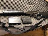 """Very nice Century Arms International L1A1 Sporter. This rifle has a IMBEL (Brazil) receiver. 20"""" barrel in 308 Win. Condition on this rif - 15 of 15"""