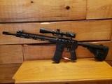 custom ar 15 rifle
