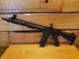 Custom AR 15 rifle - 1 of 2