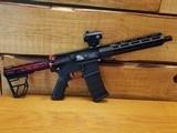 custom ar 15 rifle/pistol