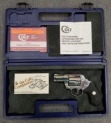 Colt Special Lady Revolver .38 Special, Bright Stainless Finish, Extremely Rare