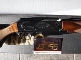 Belgium Browning MK II, BAR, Safari, .270 caliber with Browning Optimizing Shooting System (BOSS) - 6 of 9