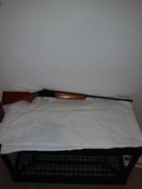 Stevens 940e 410 Single shot gun