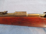 Mauser Type B Sporter 7x57 Cal.Receiver Marked 1912