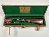 Hj hussey imperial live pigeon gun 12 ga
