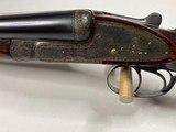 Hj hussey imperial live pigeon gun 12 ga - 8 of 16