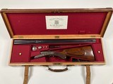 Holland and Holland #2 sidelock double rifle 303 British