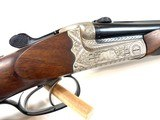 Greco Sport Lugano 9.3x74r double rifle - 4 of 24