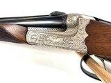 Greco Sport Lugano 9.3x74r double rifle - 21 of 24