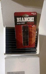 BIANCHI Speed Strips for the 357 Magnum / 38 Special - Brand New